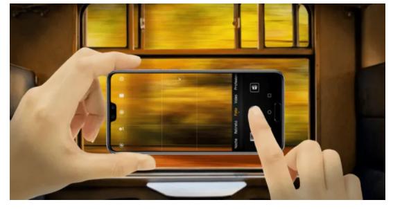 ما هو التركيز التنبئي للكاميرا 4D من Huawei