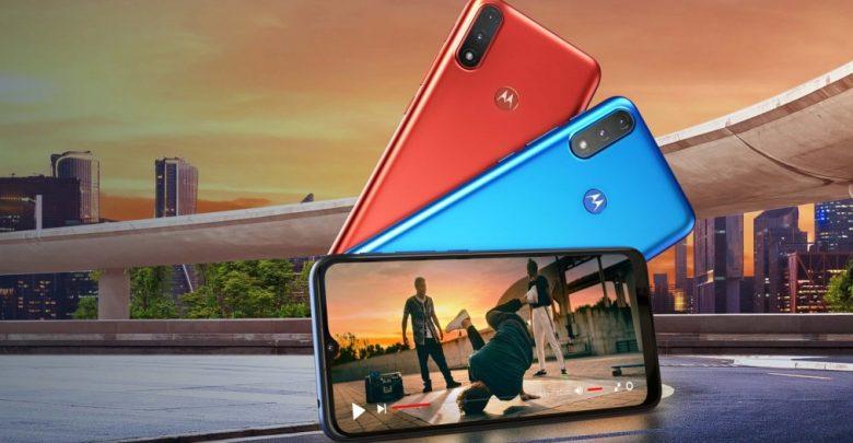 تم الاعلان عن مواصفات هاتف Motorola Moto E7 Power