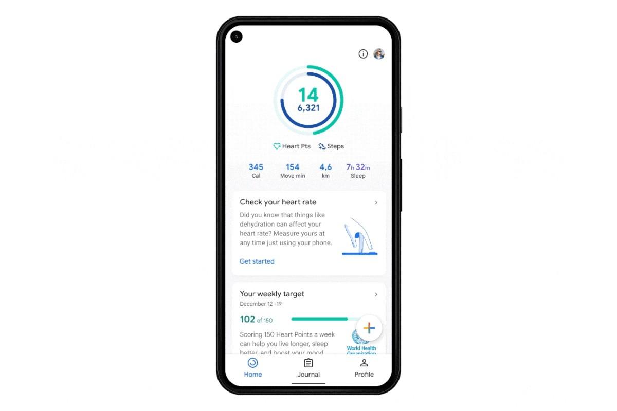 يمكن الآن لهواتف Google Pixel قراءة معدل ضربات قلبك