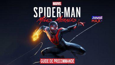 Marvels Spider-Man Miles Morales, jawalmax, لعبة سبايدر مان, لعبة سبايدر مان بلايستيشن, جوال ماكس
