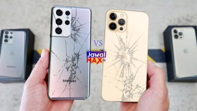 Samsung S21 Ultra, iPhone 12 Pro, Jawalmax