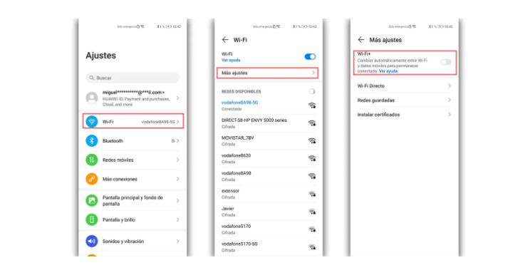 كيفية تحديث الهاتف المحمول إذا لم يكن لديك شبكة Wifi