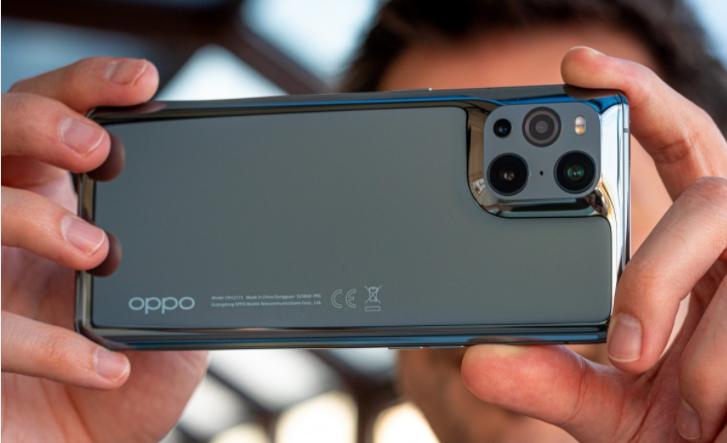 مواصفات  Oppo Find X3 trio
