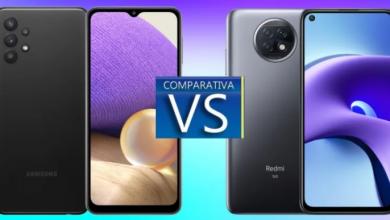 مقارنة Galaxy A32 5G مقابل Redmi Note 9T: الاختلافات وأيهما أفضل بالنسبة للسعر