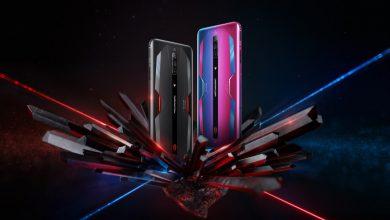 تم الإعلان عن سلسلة nubia Red Magic 6 مع شاشة 165Hz ، Snapdragon 888