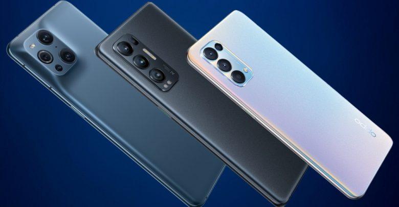 هاتف Oppo Find X3 trio متاح الآن للشراء في أوروبا
