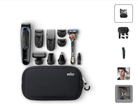 Braun Multi Grooming Kit 9-in-1