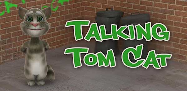 تحميل لعبة القط توم المتكلم